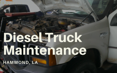 Top Notch Diesel Truck Maintenance Hammond LA
